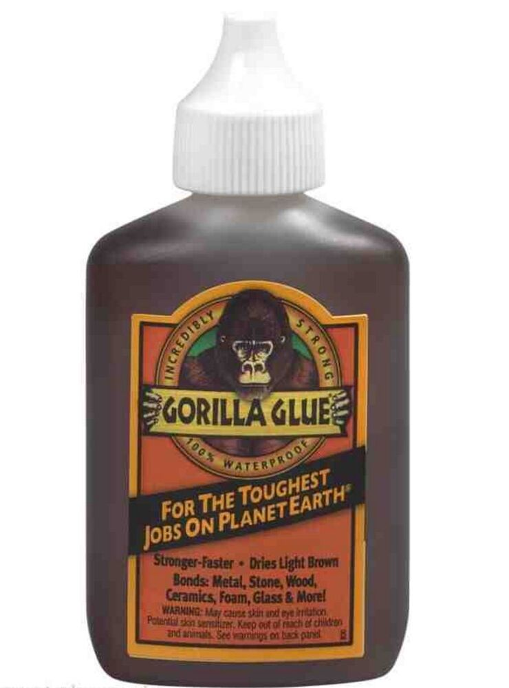 Best Glue For Stone : Ml gorilla glue super tough waterproof for wood stone
