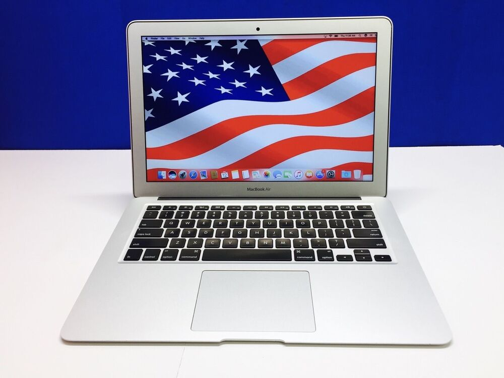 apple macbook air 13 inch osx 2015 mac laptop upgraded core i7 1 7ghz 8gb ram 885909790487 ebay. Black Bedroom Furniture Sets. Home Design Ideas