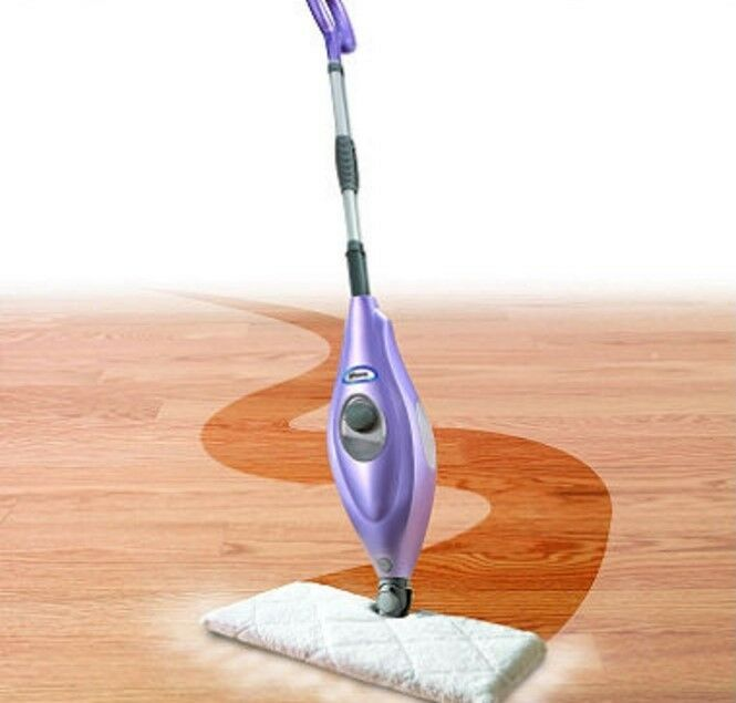 New Shark Steam Pocket Mop S3501 Purple Nib Ebay