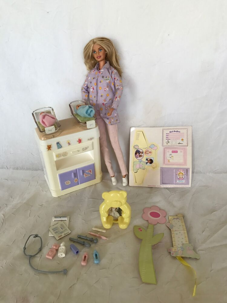 Pregnant Barbie Midge Doll Happy Family Baby Nikki S