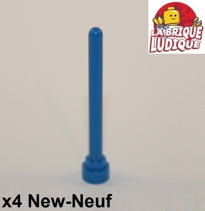 LEGO 3957 Antenna Antenne 1 x 4 Parts Choose Model