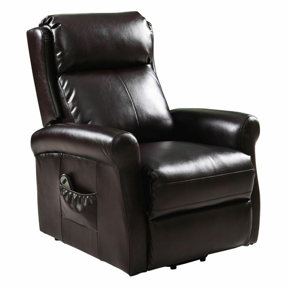 Electric Lift Power Chair Recliners Chair Remote Living