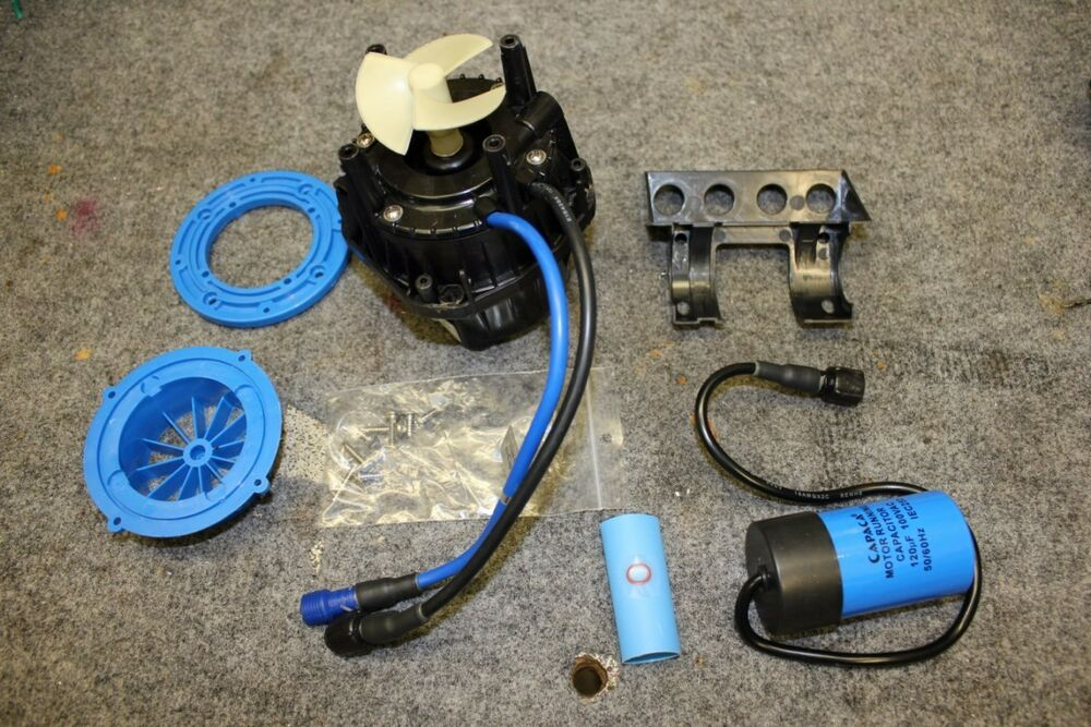 Aquabot 174 Pool Cleaner Pump Motor Part A6001a New Part