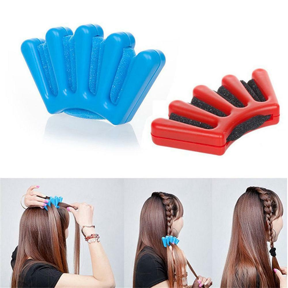 diy hair styling fashion new sponge hair braider twist styling braid 3842