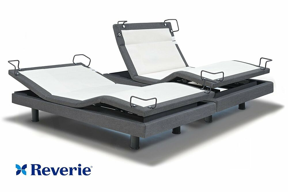 Dynasty Mattress Reverie 8q Adjustable Beds Base Frame