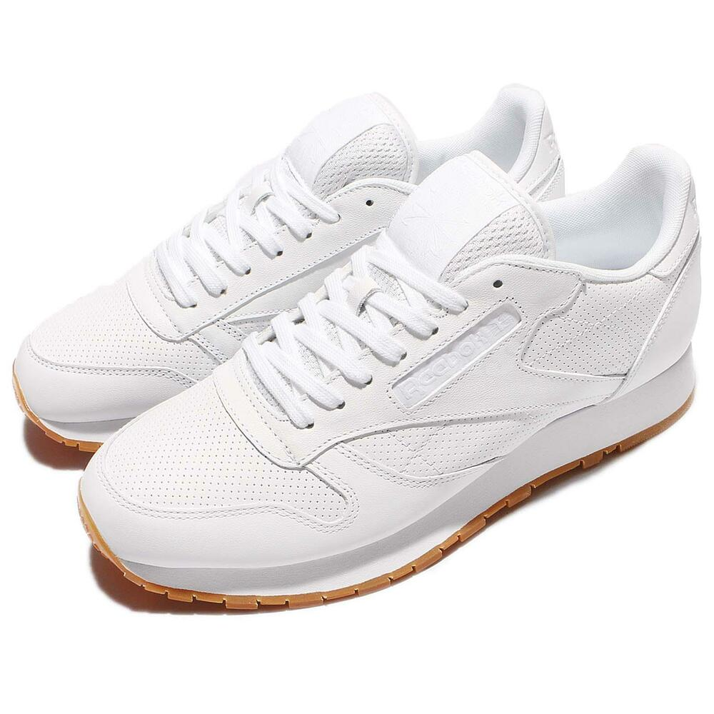 Men S Shoes Sneakers Reebok Classic Leather Pg