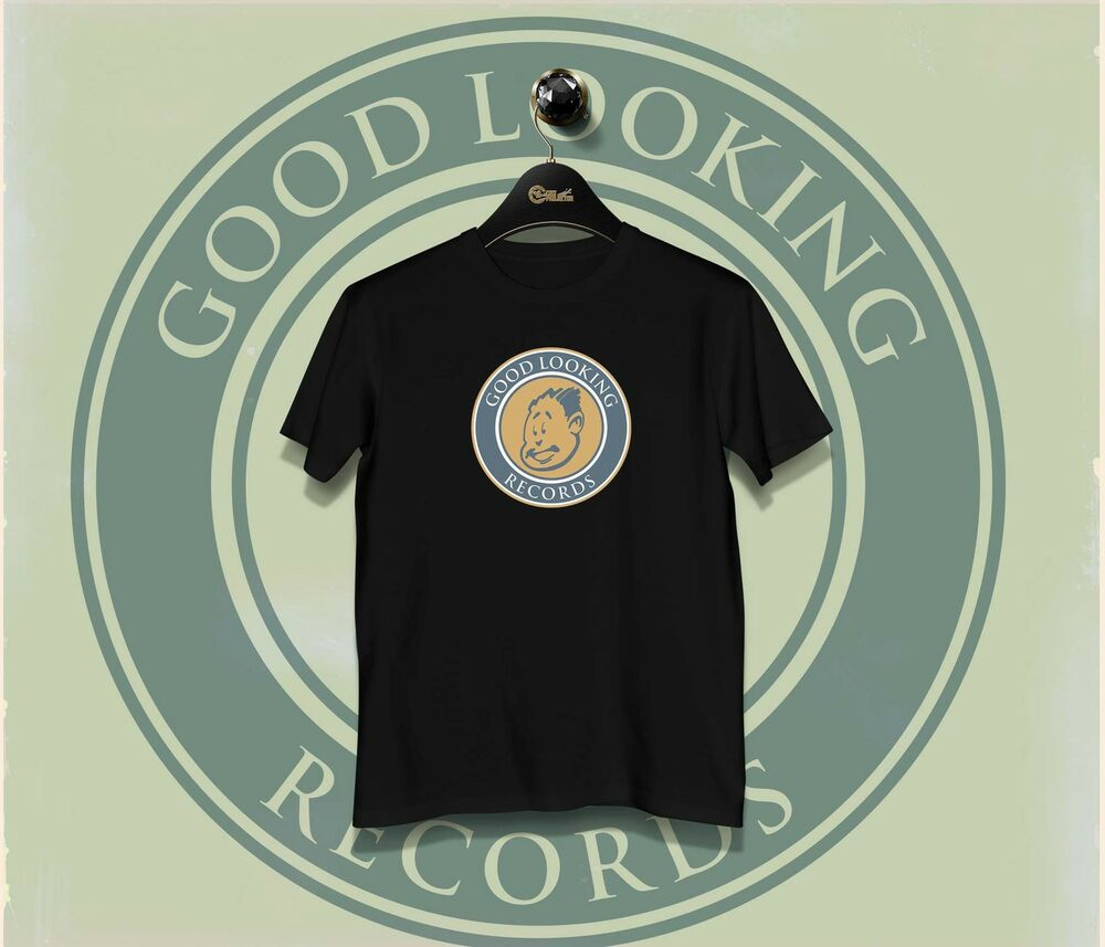 Good looking records drum n bass jungle rave ltj bukem for Good looking records t shirt