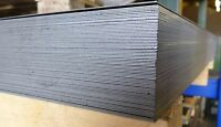 MILD STEEL SHEET/PLATE 3mm THICK - 700mm X 500mm (OR CAN BE LASER CUT TO SHAPE)
