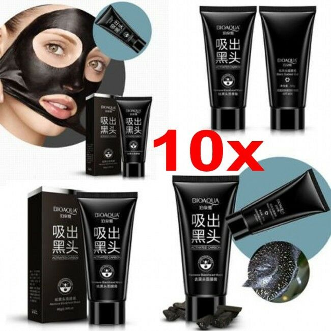 10 x 60g black head peel off schwarze maske killer. Black Bedroom Furniture Sets. Home Design Ideas