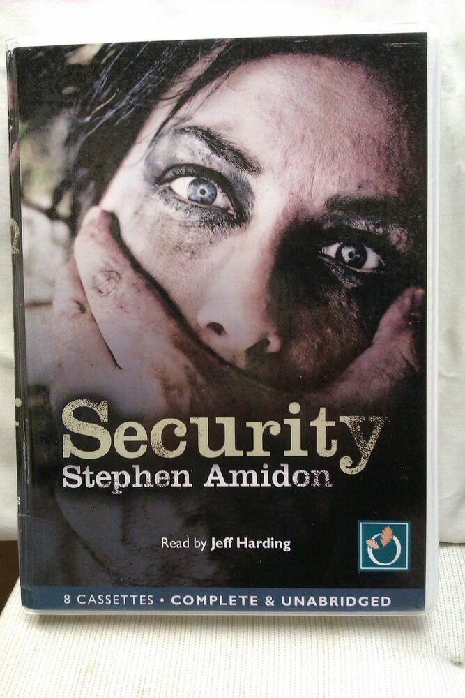Security By Stephen Amidon Unabridged Cassette Audiobook Ss1 Ebay