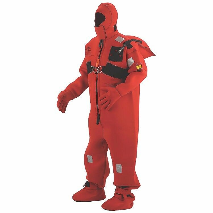 Stearns 2000008113 I590 Cold Water Immersion Suit Universal Adult
