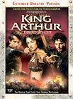 King Arthur (DVD, 2004, Extended Unrated Version Slip Cover)