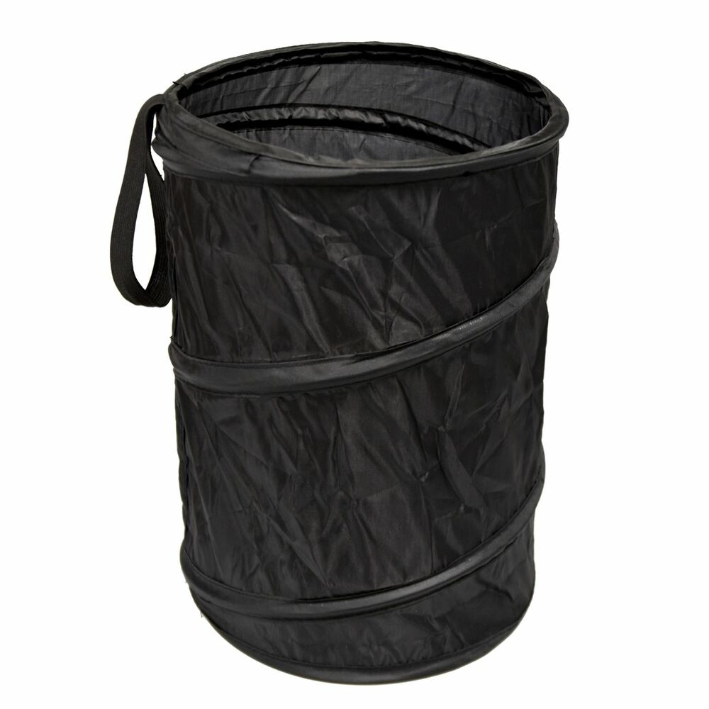Large Collapsible Car Bin Mini Trash Garbage Rubbish Hang