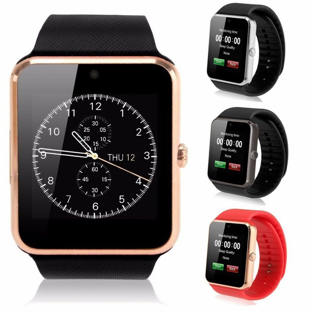 iphone wrist watch bluetooth smart wrist phone mate for android ios 12507