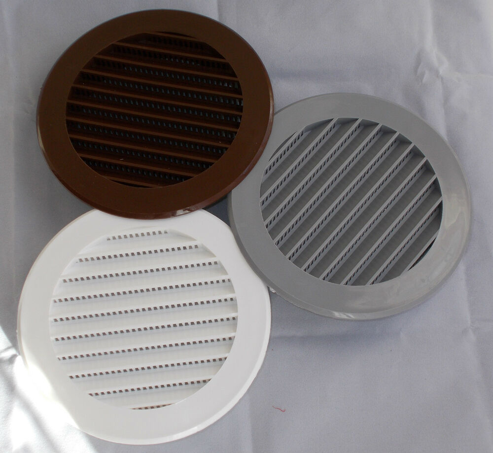 Air Vent Grille Cover Wall Ceiling Ducting Or Adjustable