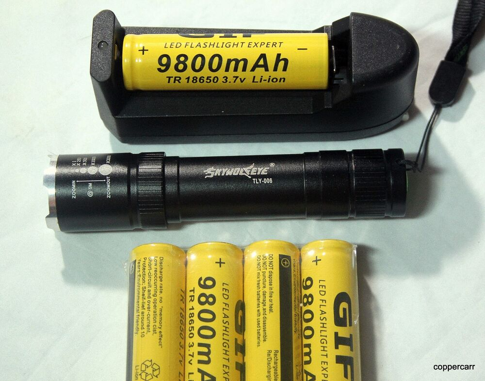 Most Powerful Battery