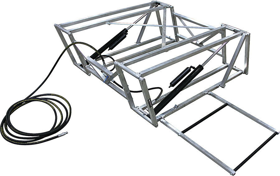 Allstar ALL11273 Race Car Lift Aluminum Frame, Only | eBay