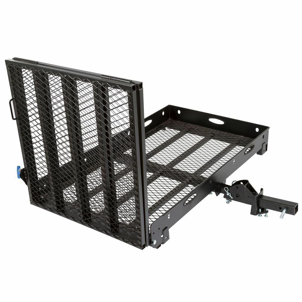 Scooter Mobility Rack Power Lift 500lb Hitch Mount