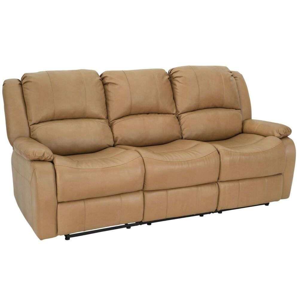 Recpro Charles 80 Triple Rv Zero Wall Recliner Sofa With Drop
