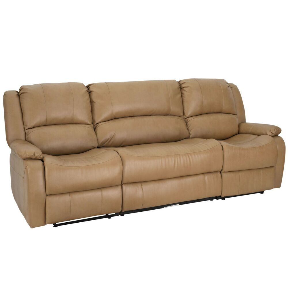 Recpro Charles 94 Quot Double Rv Wall Hugger Recliner Sofa W