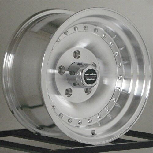 15 inch Wheels Rims Jeep Wrangler Ford Ranger Five Lug ...