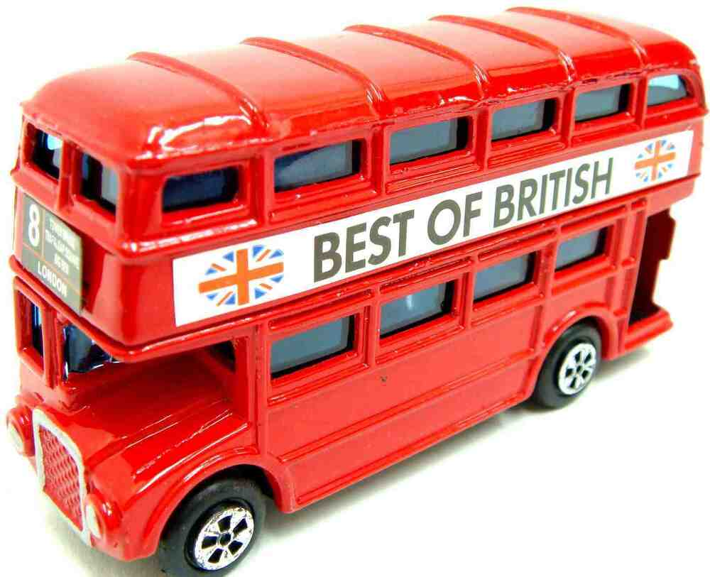 london bus red bus die cast bus london red bus metal bus toy double