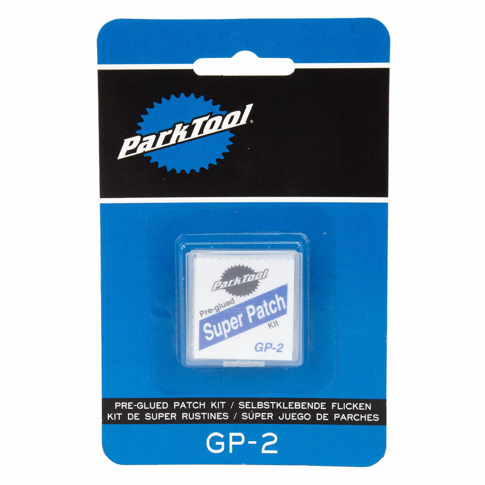 Park Tool GP-2 Glueless Patch Kit | eBay