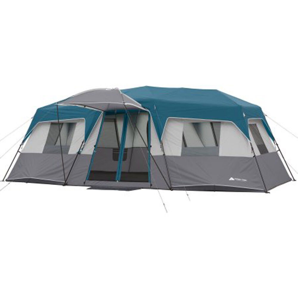 16 Person Instant Tent : Instant cabin tent person outdoor camping shelter