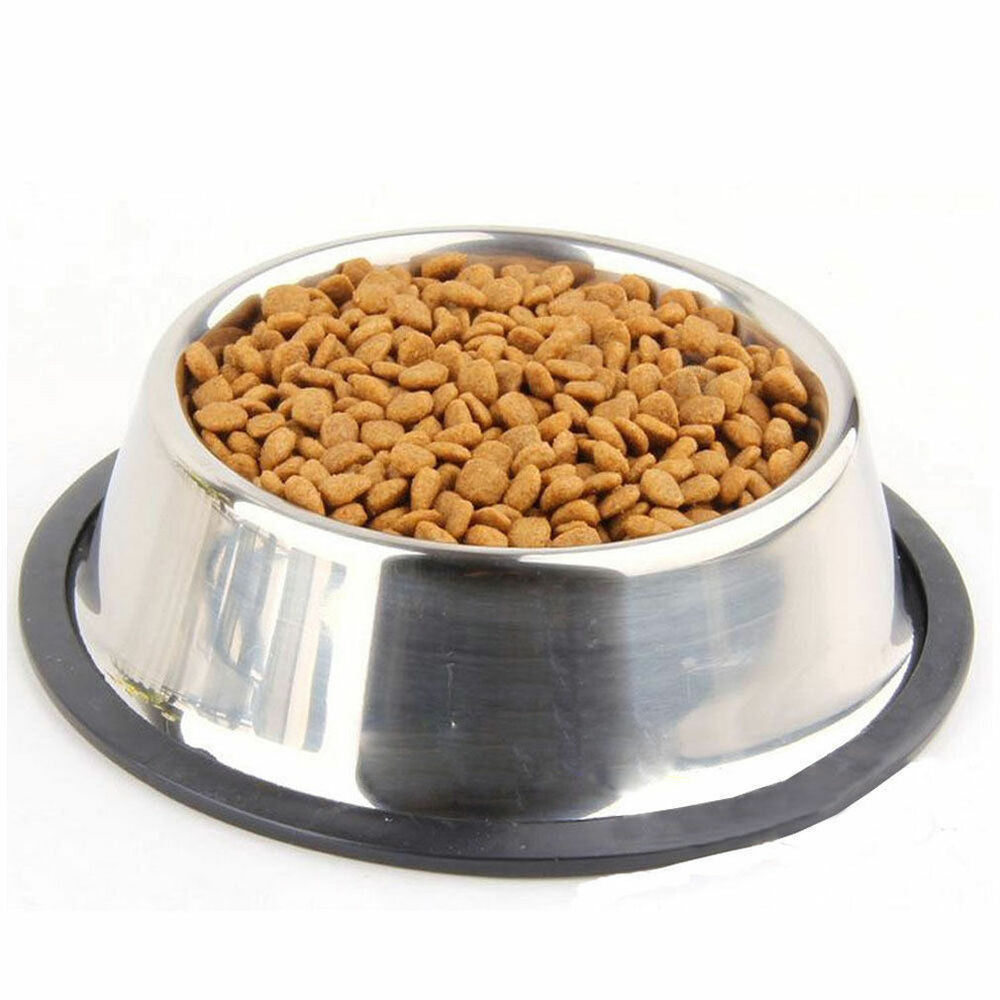Non Tip Small Dog Dish
