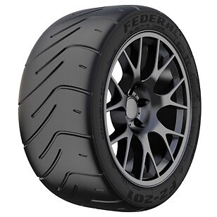 new 285 30r18 federal fz 201 semi slick tire 97y xl 285 30