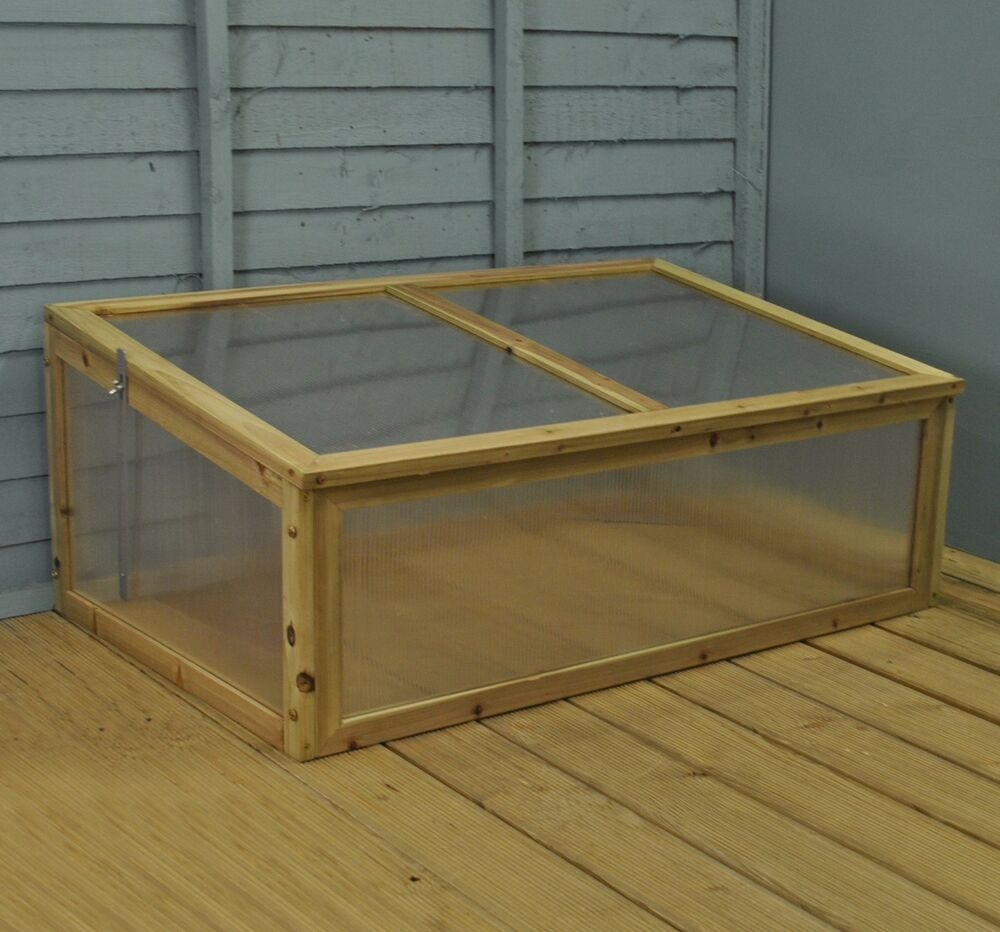 Polycarbonate Wall Greenhouses & Cold Frames | eBay