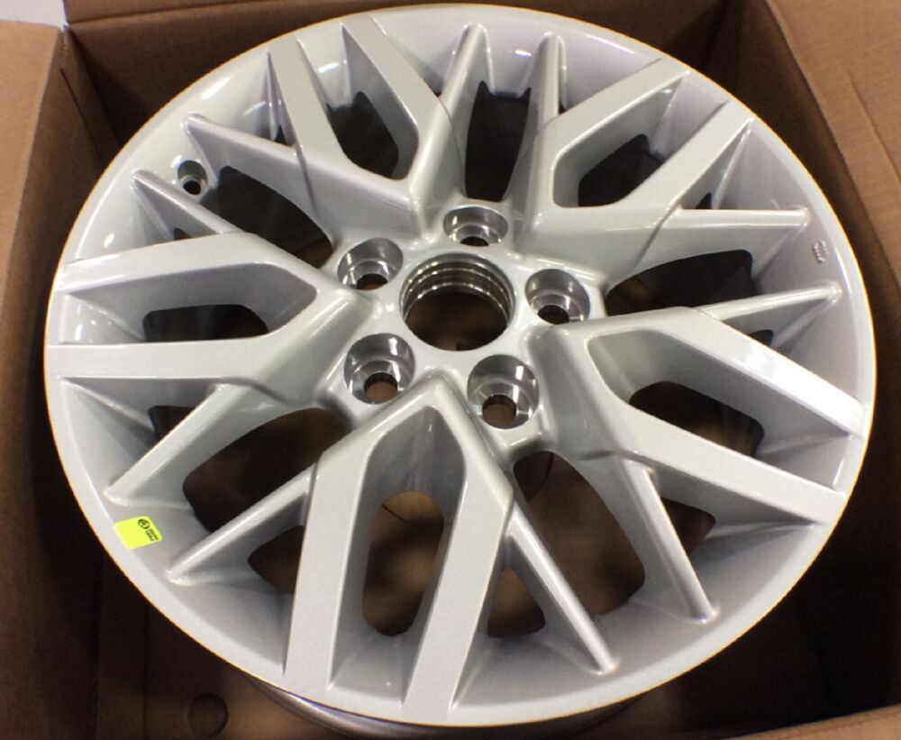 "New Toyota Tacoma >> 2016 - 2017 TOYOTA CAMRY LE 16"" OEM WHEEL GENUINE OEM FACTORY NEW 