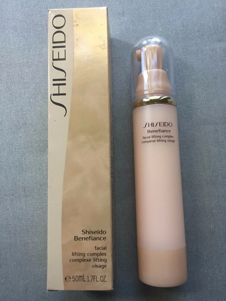 Shiseido benefiance facial lifting complex