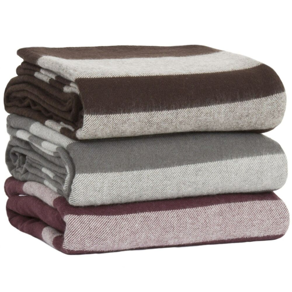 American Blanket company crafts gorgeous bedding blankets in four sizes, across three lines: Peaceful Touch, Supple Touch and Luster Loft. See all our sizes and prices, and shop blankets with confidence, because we back all our American-made blankets with a lifetime guarantee.