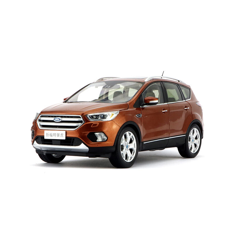 original model 1 18 new ford kuga 2017 escape orange ebay. Black Bedroom Furniture Sets. Home Design Ideas