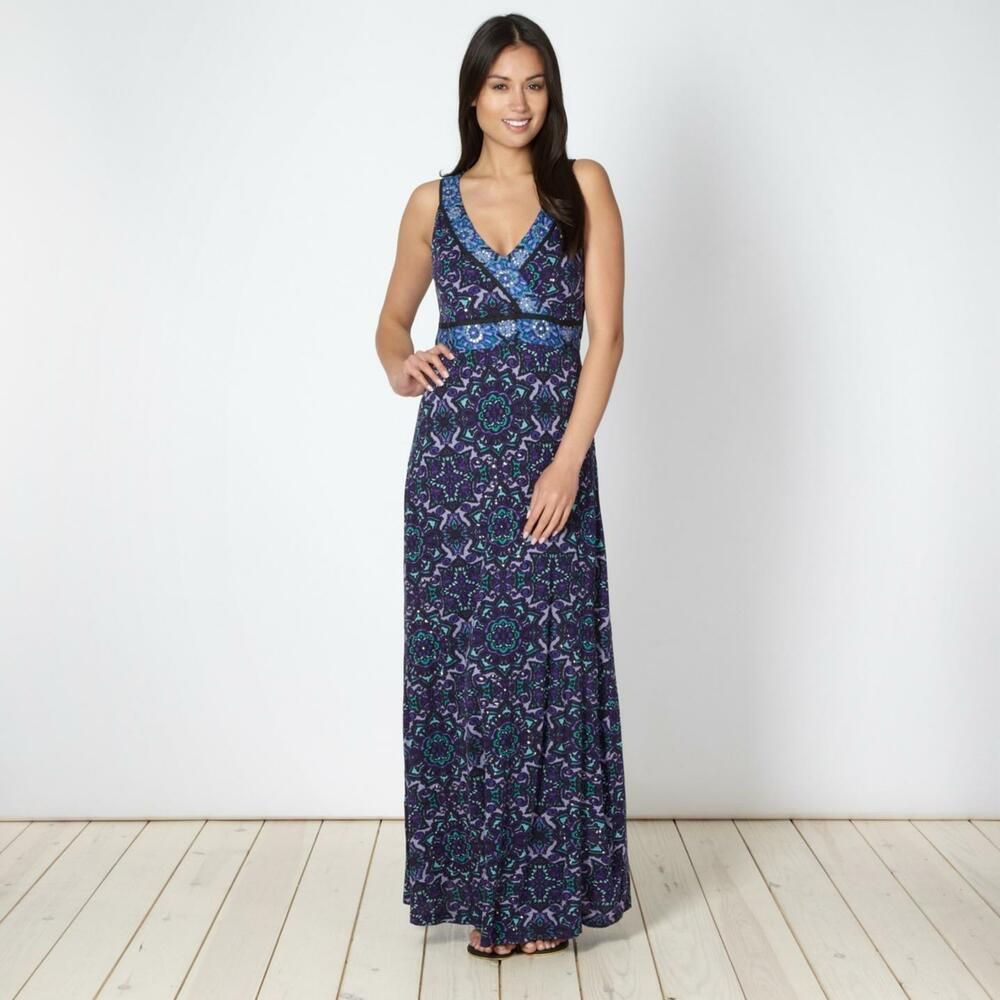 2b5249d24b767 Ebay Ladies Summer Maxi Dresses Size 12 - raveitsafe