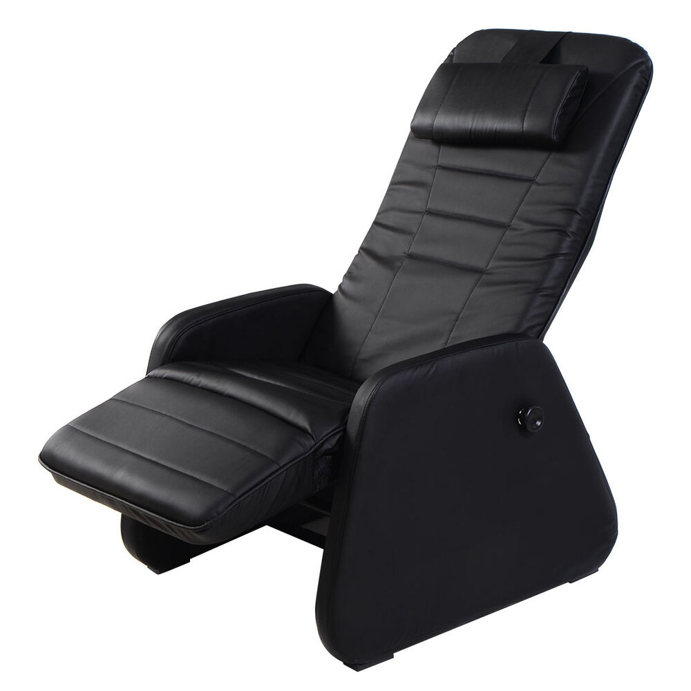 New Zero Gravity Sofa Chair Recliner Pu Leather Home