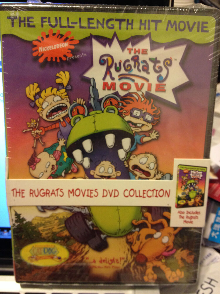 the rugrats movie dvd collection