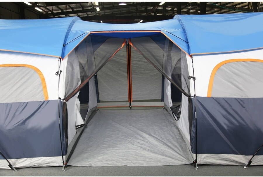 Man Tent With Standing Room