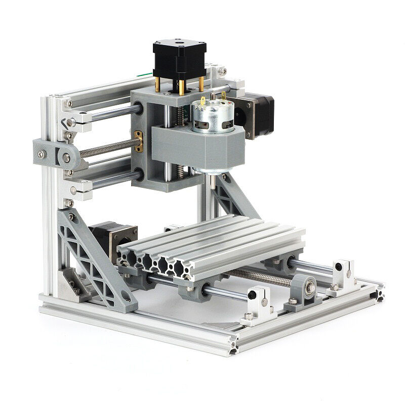3 Axis CNC Router Kit USB Mini Wood Carving Milling ...
