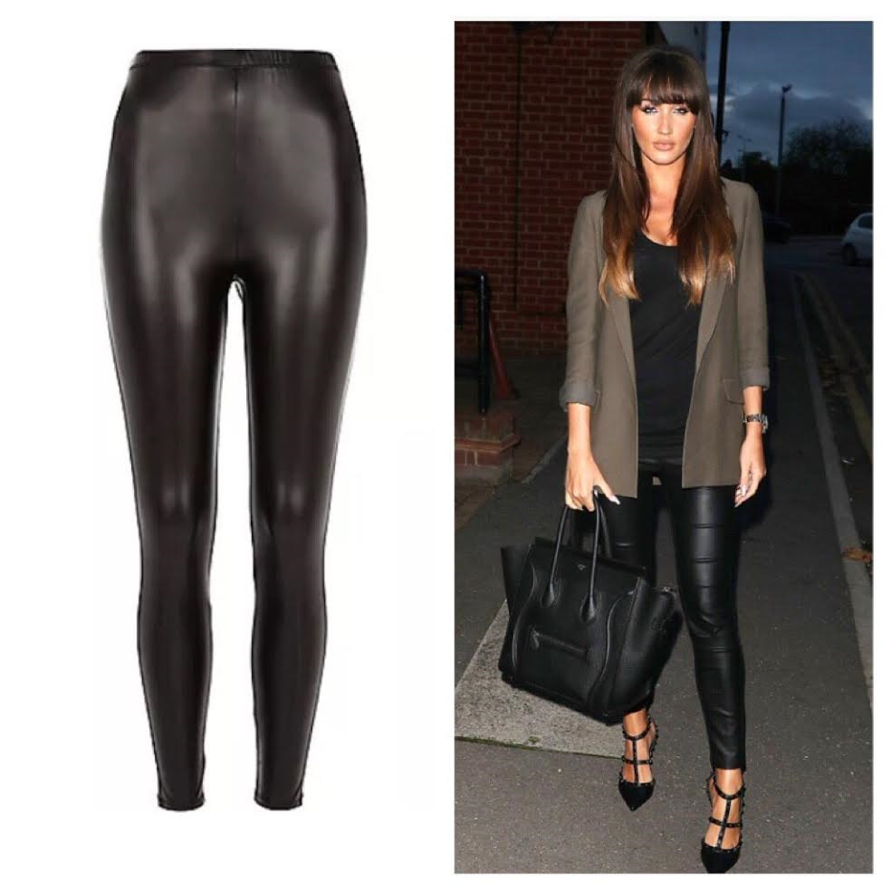 Shiny Leggings River Island