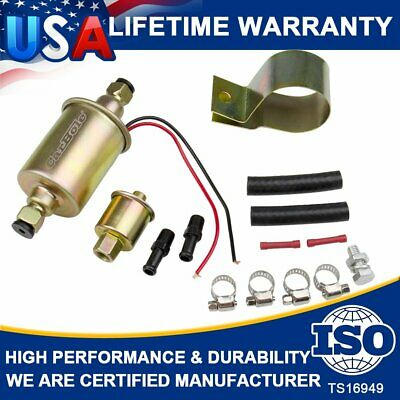 Brand New Universal Electric Fuel Pump New for Petrol Diesel Inline 5-9PSI 12V