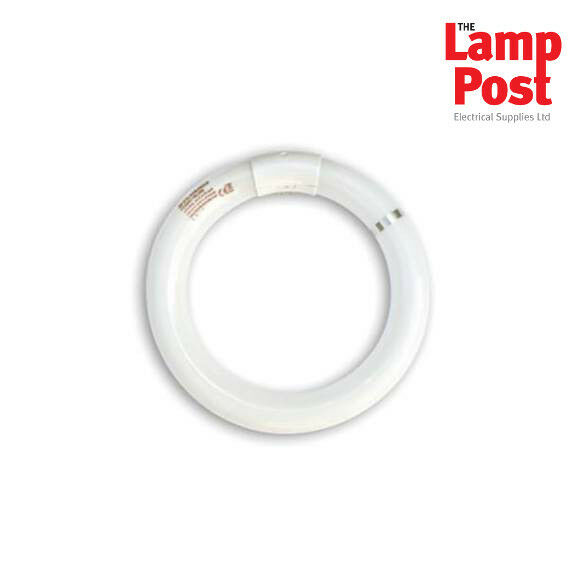 22 watt circular round fluorescent uv light bulb lamp tube electric. Black Bedroom Furniture Sets. Home Design Ideas