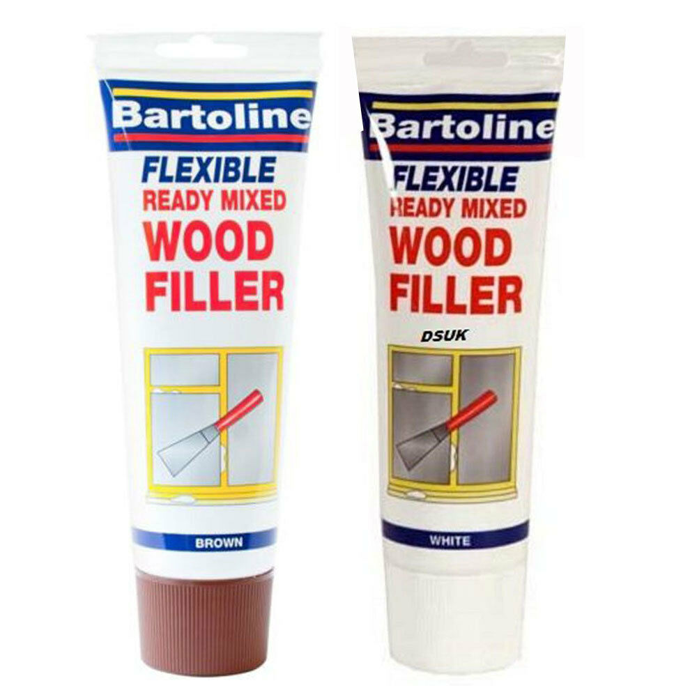 Wood filler sealant ready mixed flexible quick dry - Wood filler or caulk for exterior trim ...