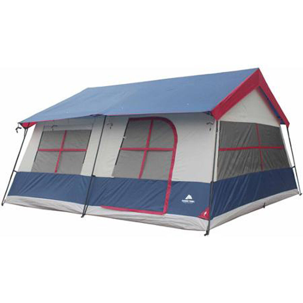 Camping Tent 14 Person Large 3 Rooms 14 X14 Fishing Huge