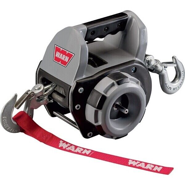 Portable Electric Drill Powered Winch Towing Recovery