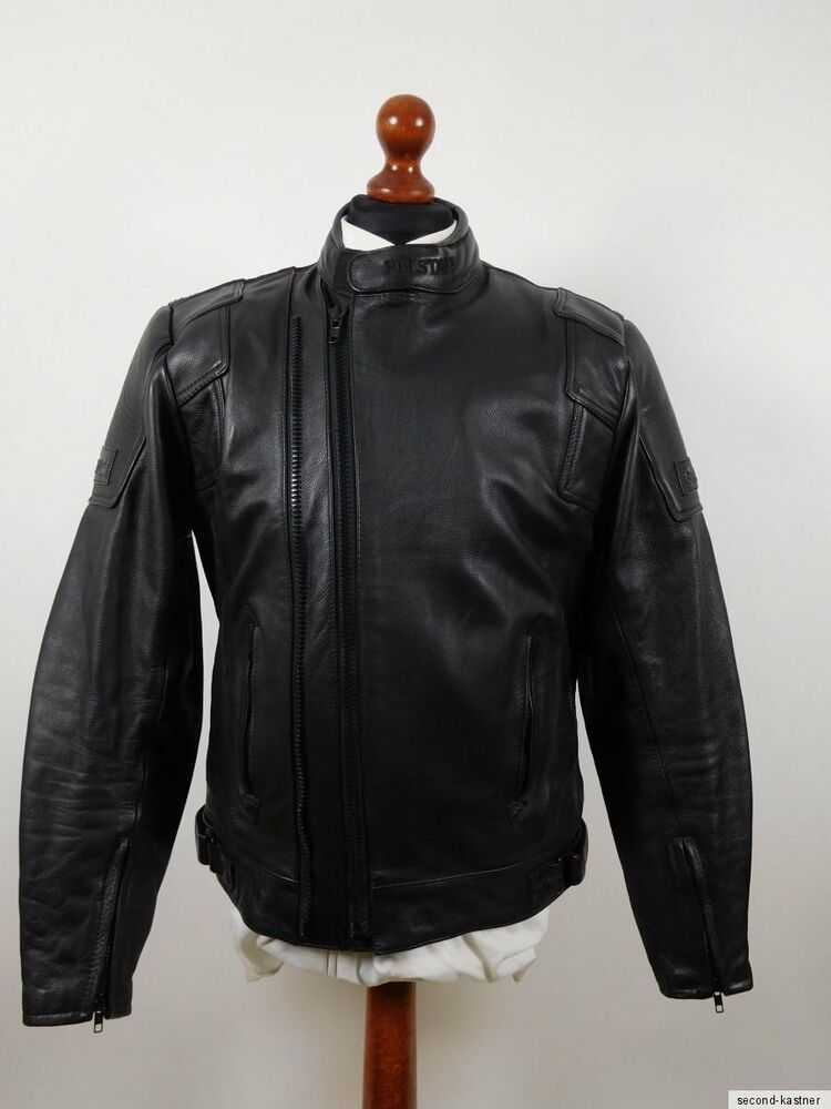 belstaff herren motorrad jacke lederjacke motorradjacke uk46 bikerjacke ebay. Black Bedroom Furniture Sets. Home Design Ideas