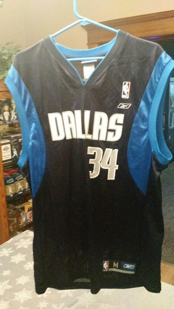 50bc679ec ... where to buy pre owned nba dallas mavericks devin harris reebok jersey  mens size medium ebay