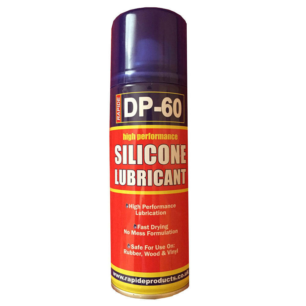 Dp 60 high performance silicone lubricant spray fast - Lubricante silicona spray ...