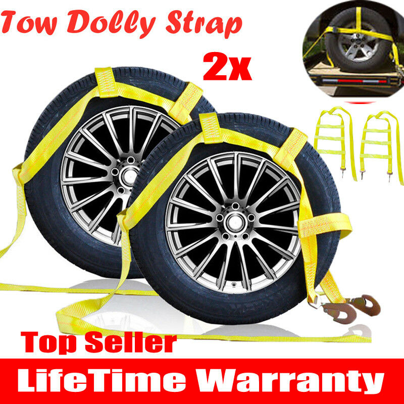 from Kylan hook up tow dolly straps